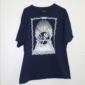 ☀️ New York Yankees Iron Throne Graphic Tee
